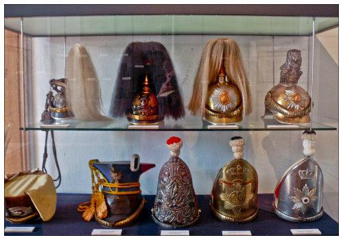 Экспонаты музея истории Шпандау