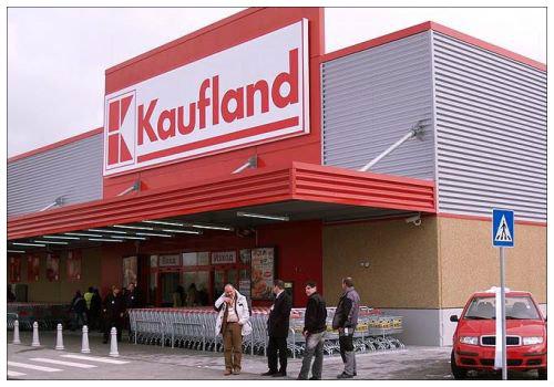 Супермаркет «Kaufland»