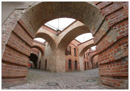 Крепостный арки