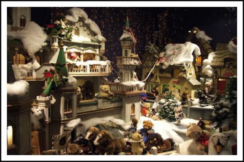 Рассказ Людмилы о поездке в Германию на Рождество.