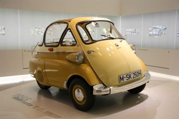 Музей BMW.